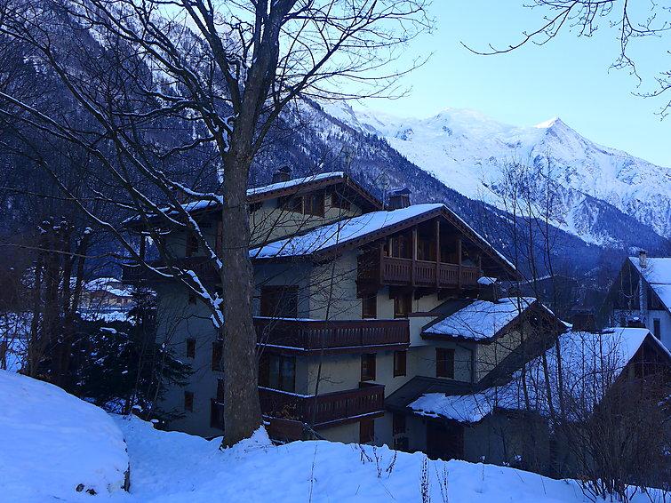 Le Parc du Mont-Blanc - Apartment - Chamonix