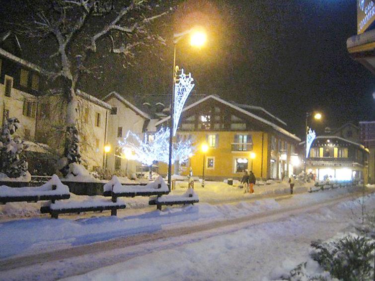 Le Sommet du Bourg - Apartment - Chamonix