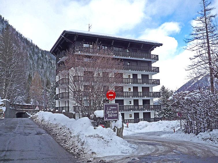 Les Aiguilles du Brévent - Apartment - Chamonix