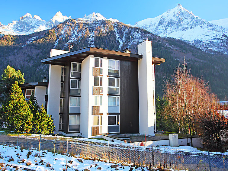 Arve 1 et 2 - Apartment - Chamonix