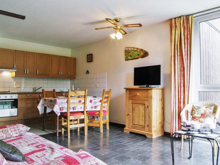 Arve 1 et 2 Apartment in Chamonix
