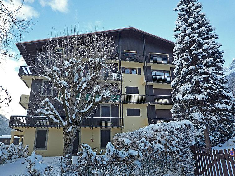 Le Chalet des Fleurs - Apartment - Chamonix