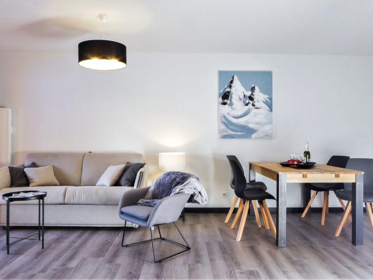 L'Espace Montagne Apartment in Chamonix