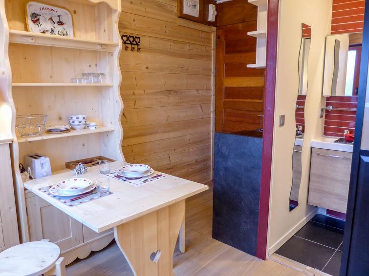 Le Bois du Bouchet Accommodation in Chamonix
