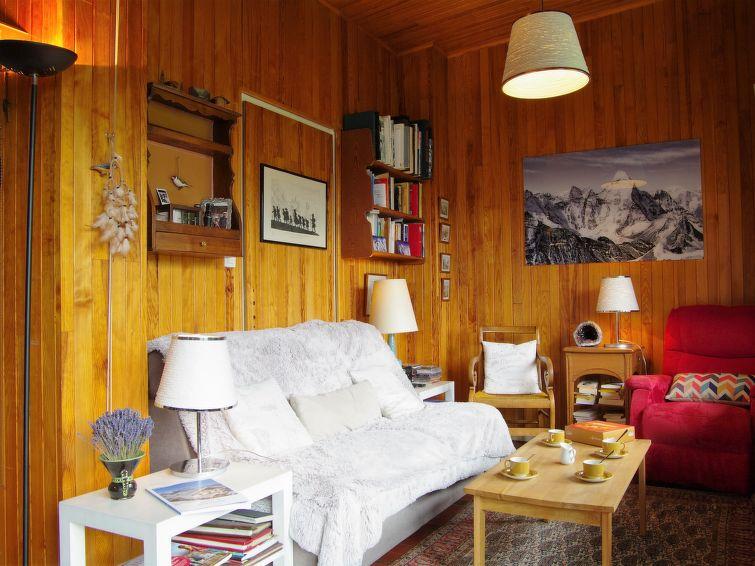 Le Bois du Bouchet Apartment in Chamonix