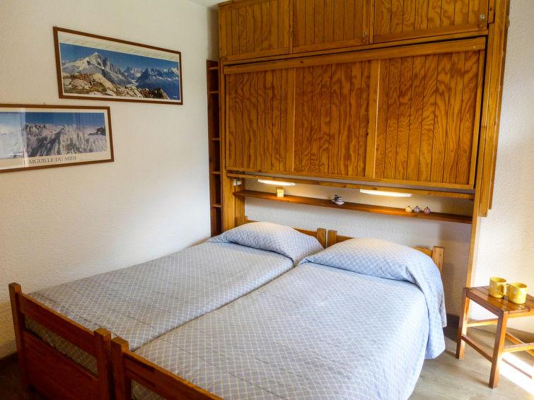 Les Jardins du Mont-Blanc Apartment in Chamonix