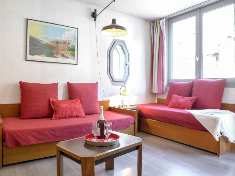 Le Chamois Blanc Apartment in Chamonix
