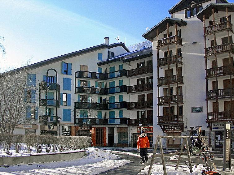 La Balme - Apartment - Chamonix