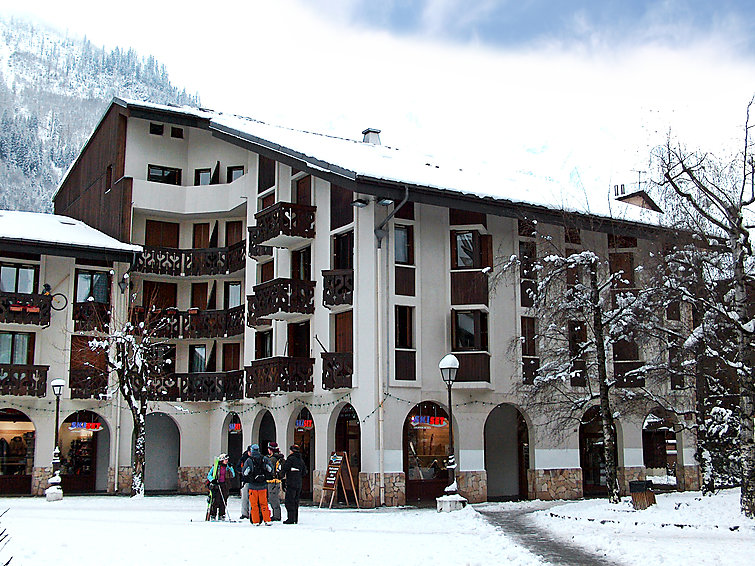 Le Triolet Apartment in Chamonix