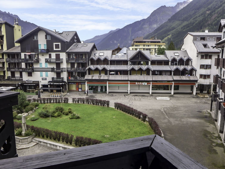 Le Triolet Apartment in Chamonix