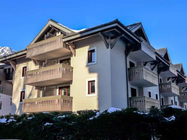 La Ginabelle 1 - Apartment - Chamonix