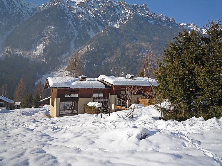 Les Pelarnys - Chalet - Chamonix