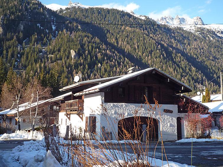 Ferie hjem Les Rosiers tæt på skiområdet og med wlan