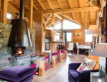 Les Houches - Vacation House Chalet Ibex