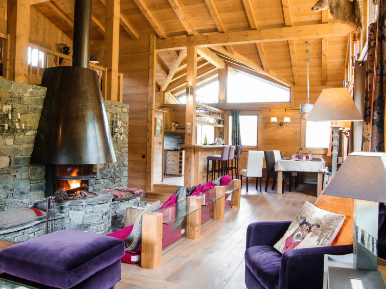 Chalet Ibex Chalet in Les Houches