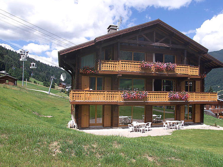 Chalet Matine Apartment in Morzine