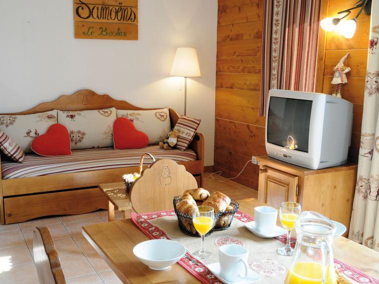 Les Fermes de Samoens Apartment in Samoens