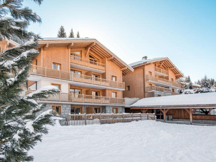 Les Chalets de Jouvence (CAZ106) - Apartment - Les Carroz