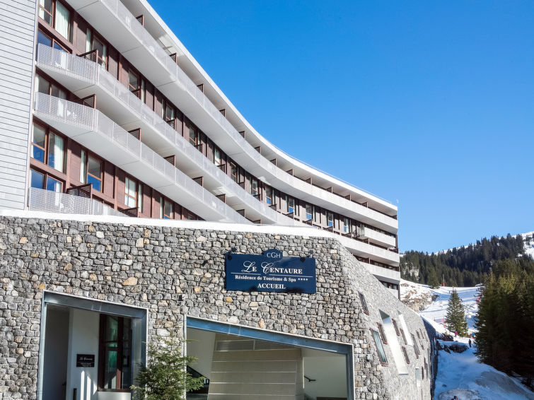 Le Centaure (FLA102) Apartment in Flaine
