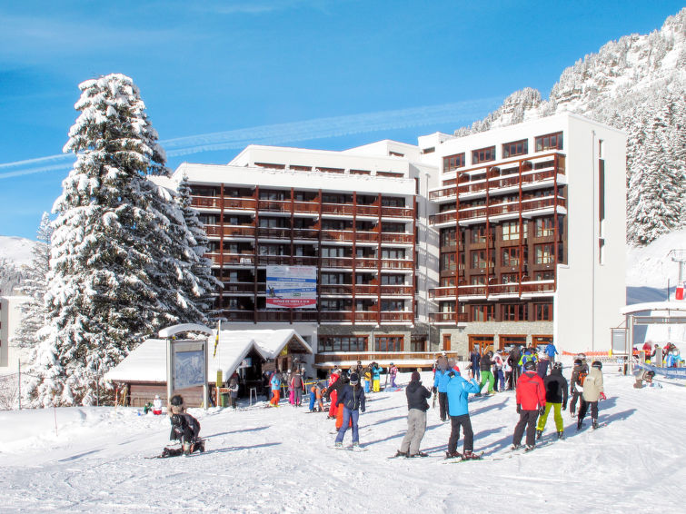 Le Panoramic (FLA413) - Apartment - Flaine