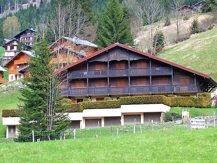 chalet fer a cheval