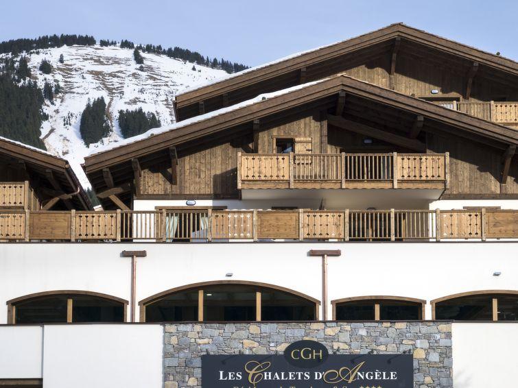 CGH Res&Spa Chalets dAngele - Slide 2