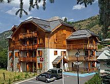 Le Chalet L'Eterlou para el snowboard y con balcón