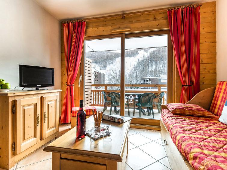 Hameau du Rocher Blanc Apartments