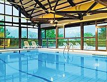 Serre-du-villard con cuna y piscina cubierta