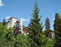 Chateau Des Magnans mit Sauna und Balkon