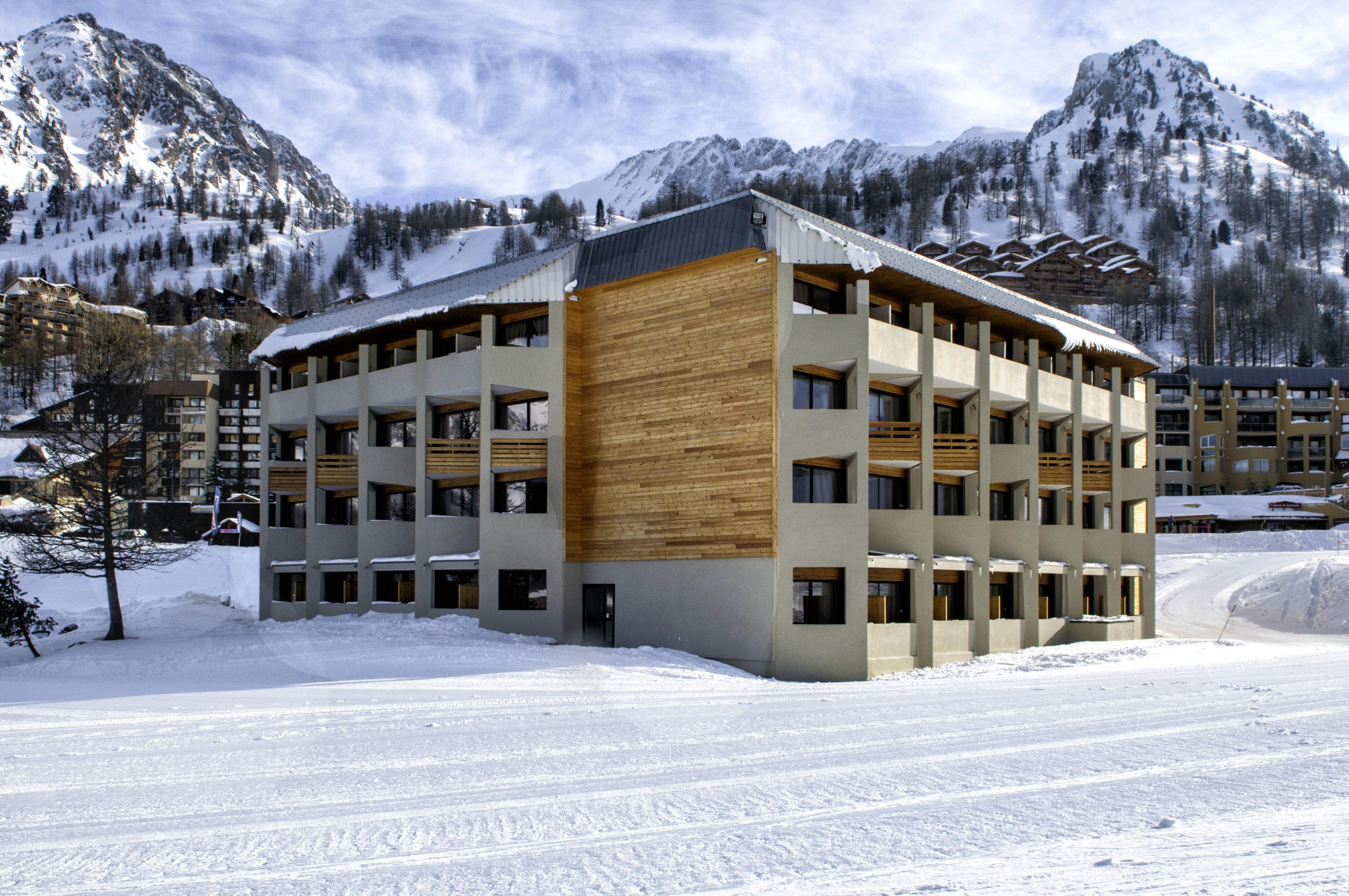 Ferienwohnung le new chastillon in isola 2000 frankreich interhome - Office de tourisme d isola 2000 ...