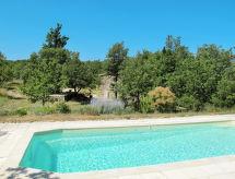 Saint Martin de Castillon - Ferienhaus Ferienhaus mit Pool (MDI100)