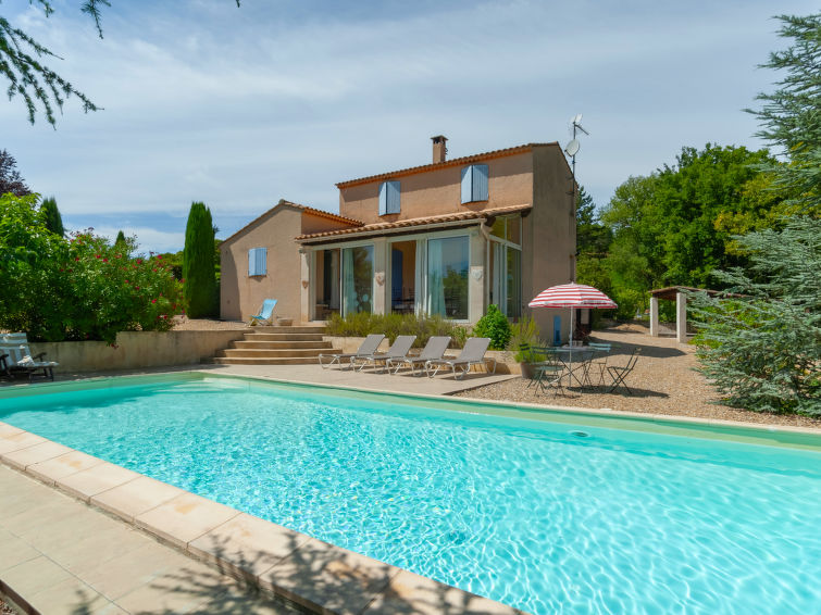 Les Iris Accommodation in Roussillon