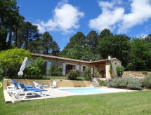 Roussillon - Holiday House Villa les Vignes