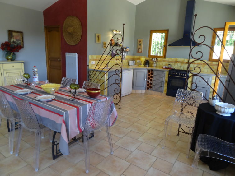 Villa les Vignes Accommodation in Roussillon