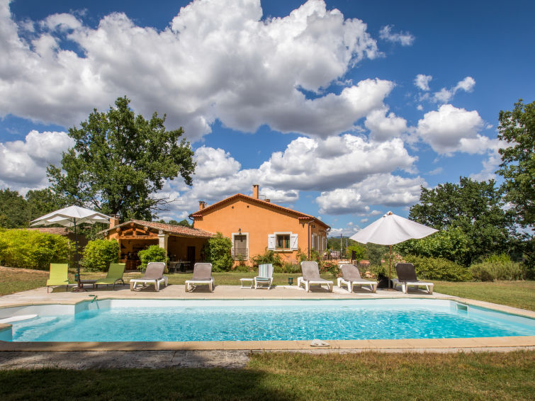 Les Ocres Accommodation in Roussillon