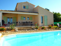 Saint Saturnin d'Apt - Holiday House Les Romarins