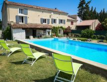 Pernes les Fontaines - Holiday House La Grange Blanche