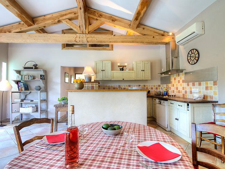 Carpentras, France Maison de vacances Bezert FR8060.102.1 | Interhome