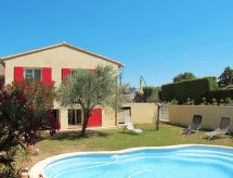 Violès - Ferienhaus Ferienhaus mit Pool (SBX100)