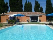 Châteaurenard - Ferienhaus Paradis en Provence