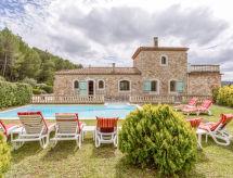 Lambesc - Vakantiehuis La Villa Romaine