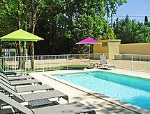 Suite-Home Aix-en-Provence Sud s DVD playerom i solarijem