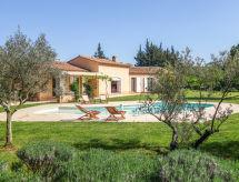 Fontvieille - Casa de vacaciones Les Deux Chênes