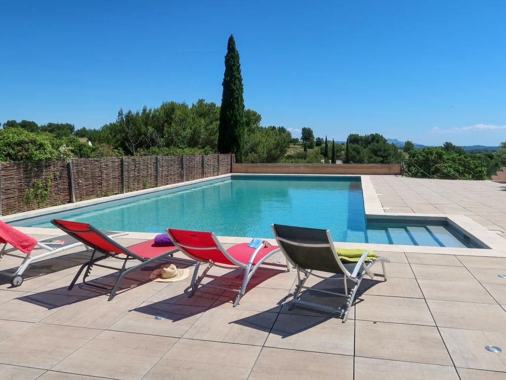 Holiday house Les Garrigues d.l. Vallée d. B. (MSL173) (266631), Maussane les Alpilles, Bouches-du-Rhône, Provence - Alps - Côte d'Azur, France, picture 6