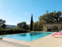 Bargemon - Ferienwohnung Ferienwohnung mit Pool (BMN115)