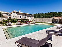 Aubignane La Ferme d'Estafinette med have og solarium