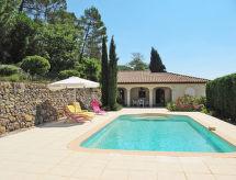 Cabasse - Vakantiehuis Ferienhaus mit Pool (CSS100)