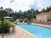 Le Luc/Le Cannet des Maures - Appartement Villa Chez Nous (CLU102)