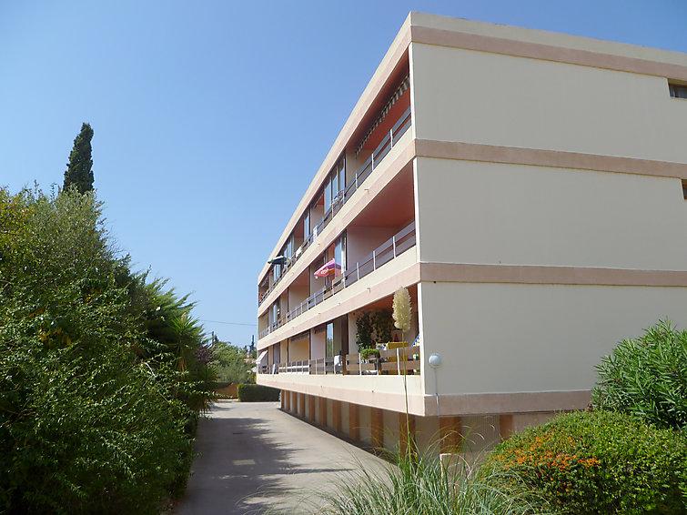 Appartement Le Porquerolles, Bandol, Eté